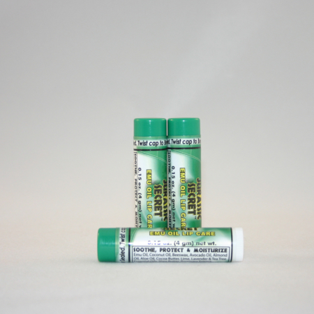 Emu Oil Lip Balm (p)