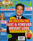 Dr Oz Fast and Forever Weight Loss