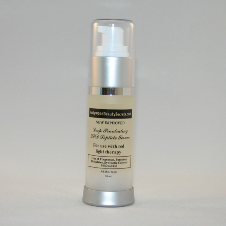 Deep Penetrating LED Peptide Serum (p)
