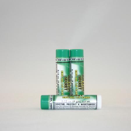 Emu Oil Lip Balm (p)