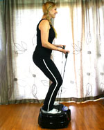 Louisa Body Vibration Plate Workout 1