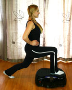Louisa Body Vibration Plate Workout 2