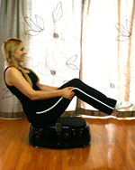 Louisa Body Vibration Plate Workout 4