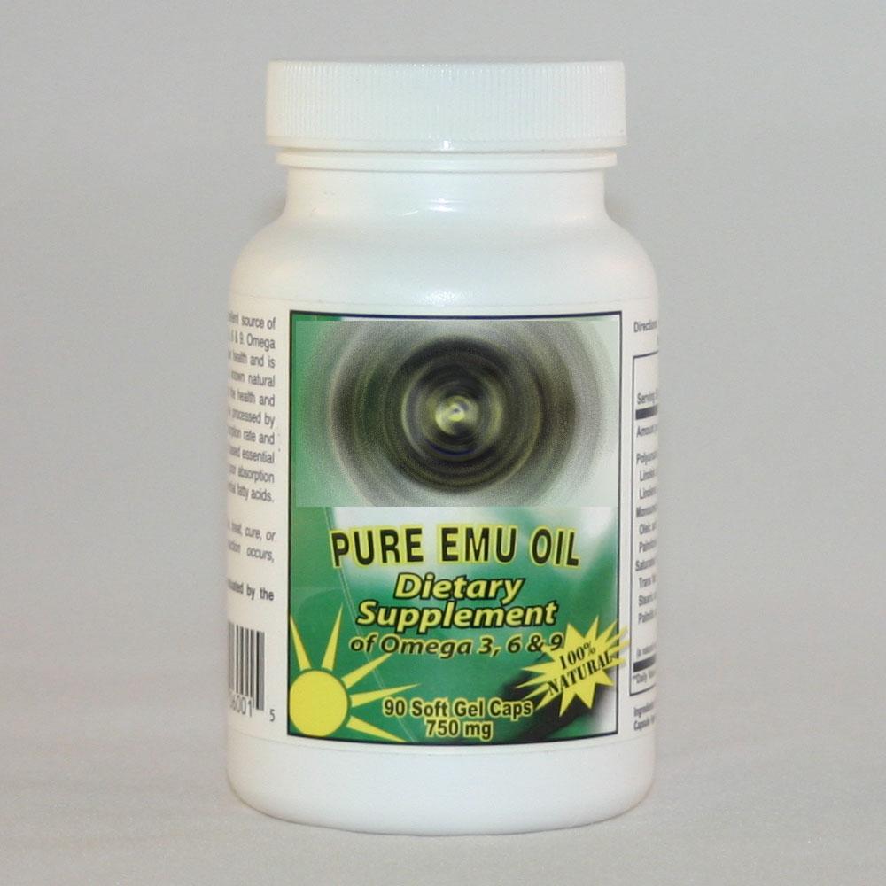 750 Mg Pure Emu Oil Capsules Hollywoodbeautysecrets Com