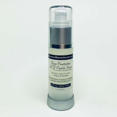 Deep Penetrating LED Peptide Serum (for red light use) 1