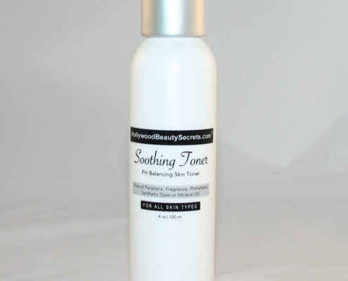New Soothing Toner