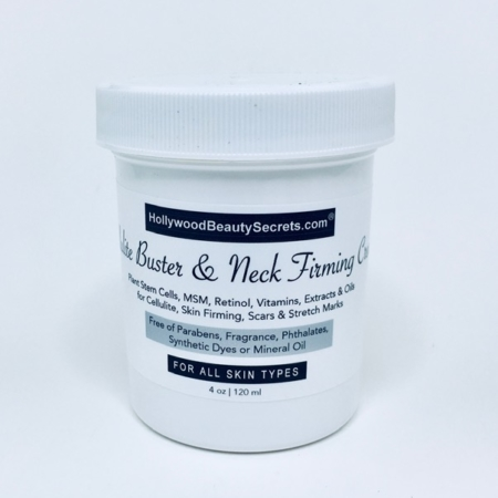 Cellulite Buster & Neck Firming Cream 3