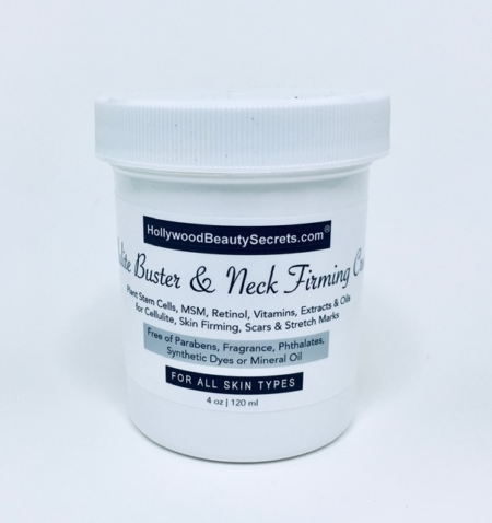 Cellulite Buster & Neck Firming Cream 1
