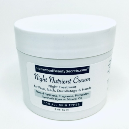 Night Nutrient Cream 1